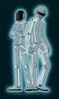 Daft Punk by katarrhe