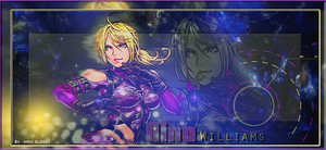 ..Nina Williams Signature.. by DadoOoSweeT