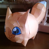 Viximon Papercraft by ThornWolf33