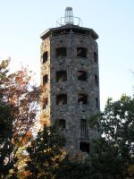 Enger tower in the fall by Nipntuck3