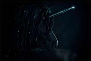 Out of the dark by Nameda