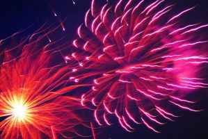 Fireworks by JCWphotography
