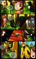 Gravity Falls Comic : Golden Surprise 21 by Jack-a-Lynn