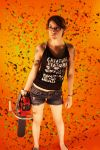 Chainsaw2 by LaurenWiles