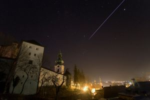 ISS storms the sky by Gautama-Siddharta