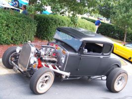 Tri-Power Rat Rod by DetroitDemigod