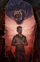 Peter Hale by fionkell