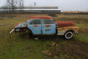 Isolated Buick by finhead4ever