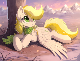 Last breath of winter by hioshiru-alter