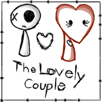 The Lovely Couple by Kr1