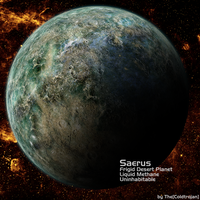 Saerus [Small] by Thecoldtrojan
