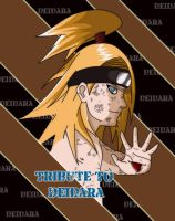 Tribute To Deidara by TheGameJC