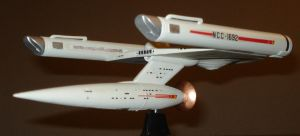 NCC-1692 USS Cassini 1:1000 Extra 2 by dog42a