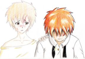 HP -Fred and George....spoiler by Freaky-chan