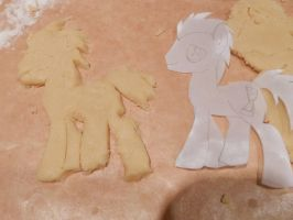 Dr whooves cookie by Fembot13
