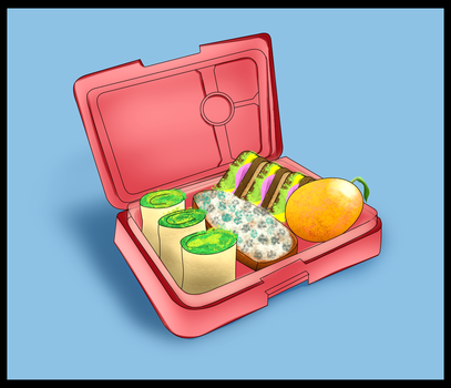 Lunchbox by jamheadii