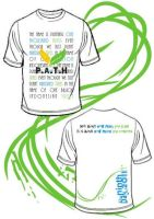 PATH to OBIT Shirt by dsignout