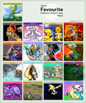 Favorite Pokemon Meme: Finished by SkooIsCoo
