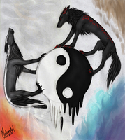 Yin Yang by Indissolubiles