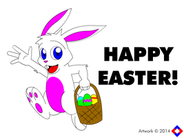 Happy Easter! 2014 by NS-Games