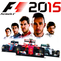 F1 2015 v3 by POOTERMAN