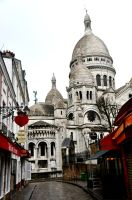 Sacre Coeur by A-minute-to-smile