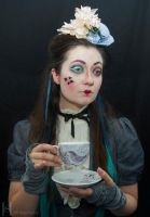 We're All Mad Here IV by Sato-photography