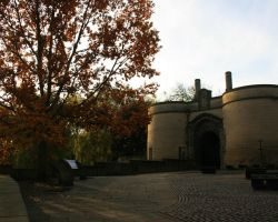 Nottingham Castle by EscaBowmer