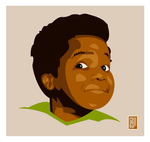 Arnold Jackson-Gary Coleman by maxvision