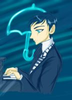 The Iceberg lounge by Danielle-chan