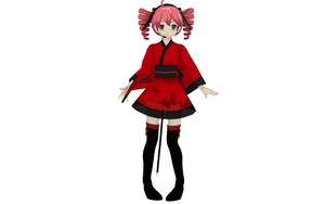 Teto Kasane Vidro by vocaloidandlegolover
