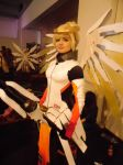 Mercy-Overwatch Cosplay. by brandonale