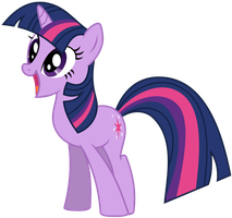 Twilight Sparkle by KyssS by KyssS90