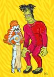 The Frankencramps by after-the-funeral