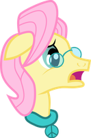 Butterscotch Hoofstock Pose by red-pear