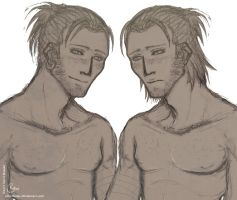 Anders - then and now by Silberfeder