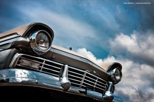 1957 Ford Fairlane by AmericanMuscle