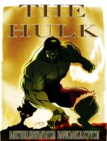 The Hulk by Dariustheruler