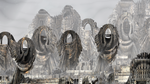 Ancient Alien Ruins X by banner4