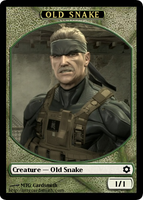 Snake Token 5 by Drayle88