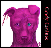 Candy Canines by skullz-head