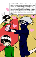 Kakashi the creepy mother by Ynnep