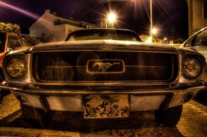 Mustang by RBPics