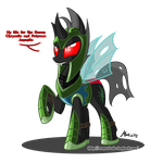 MLP: My life for the Changeling Kingdom by SrMario