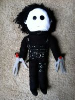 Edward Scissorhands by Antiquated-Inquirer