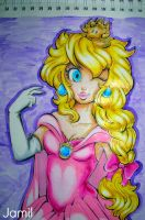 Traditional Princes Peach aww by JamilSC11