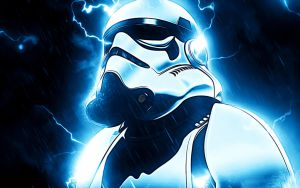 Stormtrooper By Mike Smith by mikesmithimages