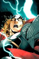 Thor 2 color by JoshTempleton