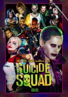 Suicide Squad poster by DComp