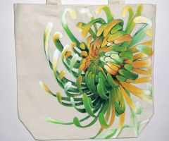 Chrysanthemum Bag by Socialdbum